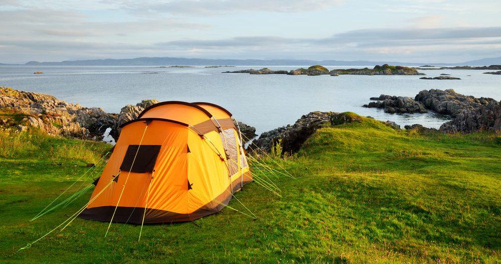Partir en camping pour les vacances